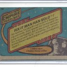 (B-3) 1980 Star Wars- Empire Strikes Back #55- Factory Error- Off-Set Rear Image