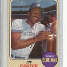 (B-3) 1993 Sports Card Magazine card #SC-47: Joe Carter