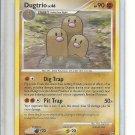 (B-3) 2007 Pokemon card #24/132: Dugtrio