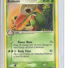 (B-3) 2005 Pokemon card #22/106: Breloom