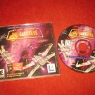 (VG-1) 2000 Star Wars : X-Wing- PC Game - Collector's Edition CD-Rom