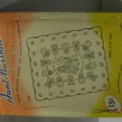 (MX-1) Vintage Aunt Martha's Hot Iron Transfers package #3340: Crib Quilt