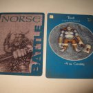 2003 Age of Mythology Board Game Piece: Norse Battle Card: Troll