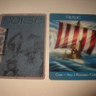 2003 Age of Mythology Board Game Piece: Norse Permanent Card: Trade