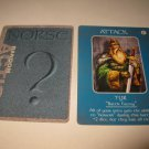 2003 Age of Mythology Board Game Piece: Norse Random Card: Attack - Tyr