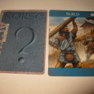2003 Age of Mythology Board Game Piece: Norse Random Card: Build 4