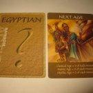 2003 Age of Mythology Board Game Piece: Egyptian Random Card - Next Age