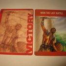 2003 Age of Mythology Board Game Piece: Victory Card - Won Last Battle