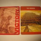 2003 Age of Mythology Board Game Piece: Victory Card - Wonder