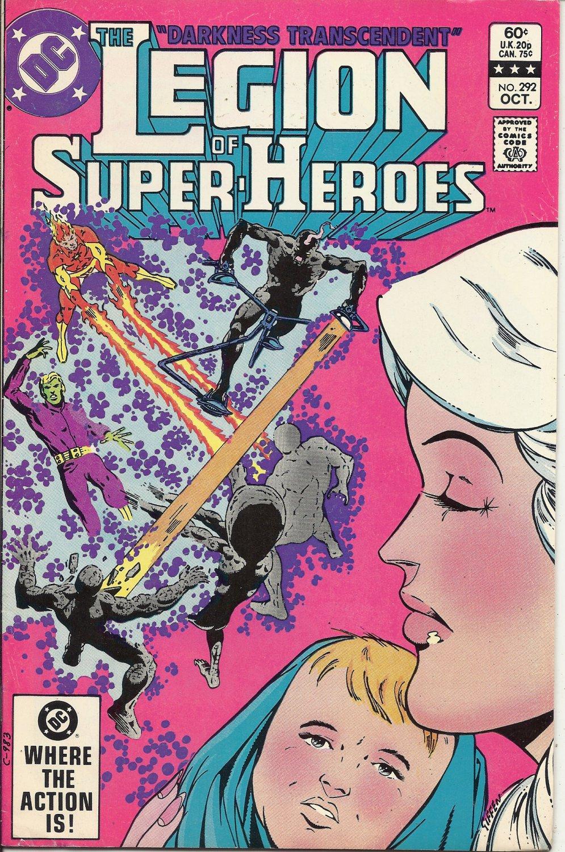 (CB-7) 1982 DC Comic Book: Legion of SuperHeroes #292