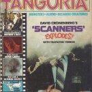 (CB-13) 1980 Vintage Horror Magazine: Fangoria #10 - Scanners cover
