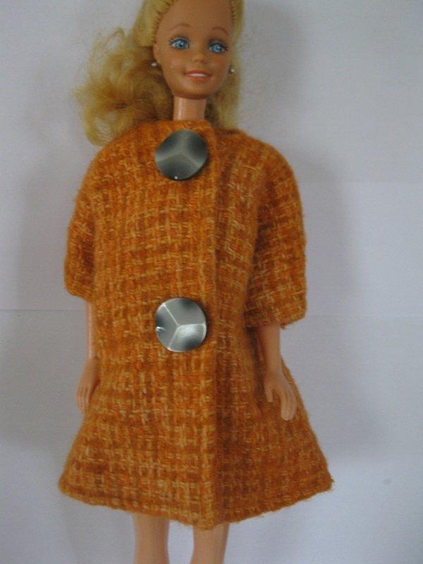 Vintage Barbie Doll Waredrobe Clothing item #52