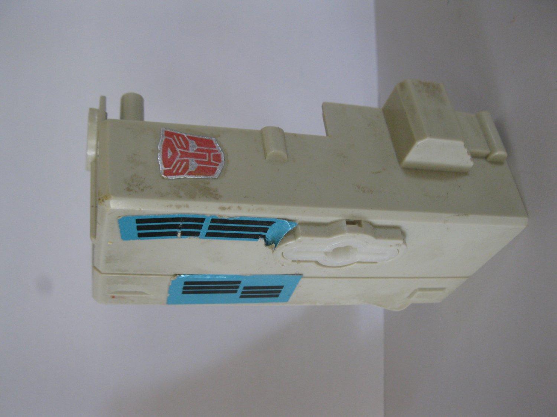 G1 Transformers Action figure part: 1985 MetroPlex - part #1
