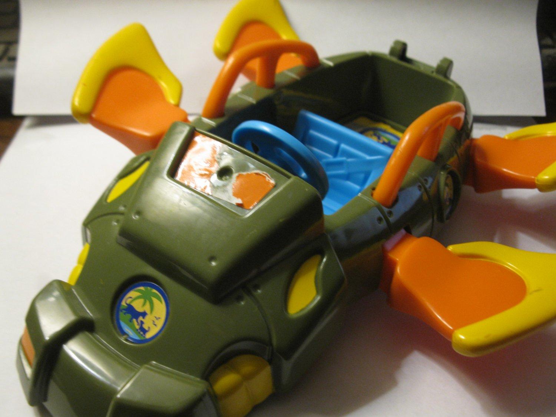 2007 Mattel Viacom unknown Action Figure Vehicle