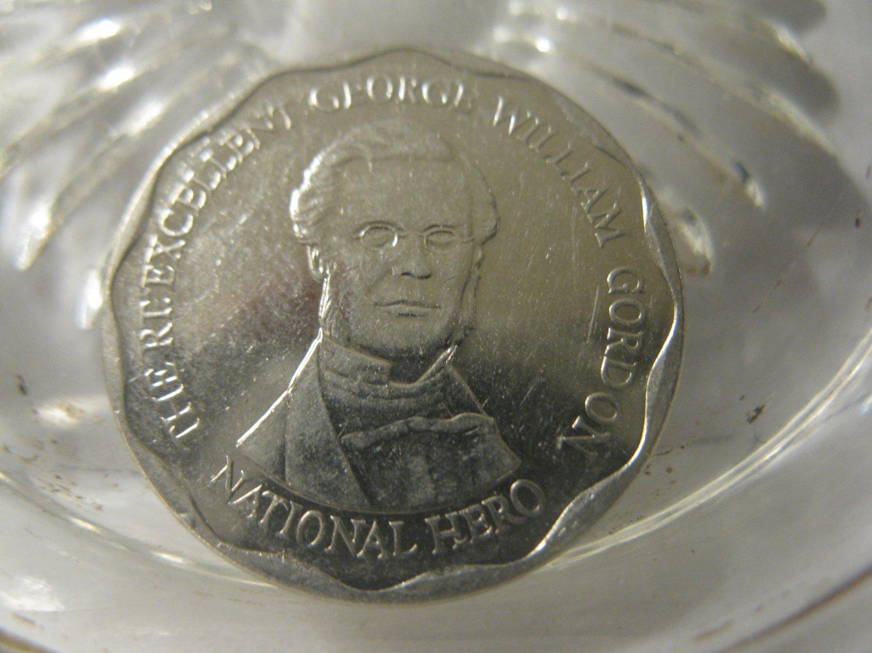 (FC-737) 2012 Jamaica: Ten Dollars