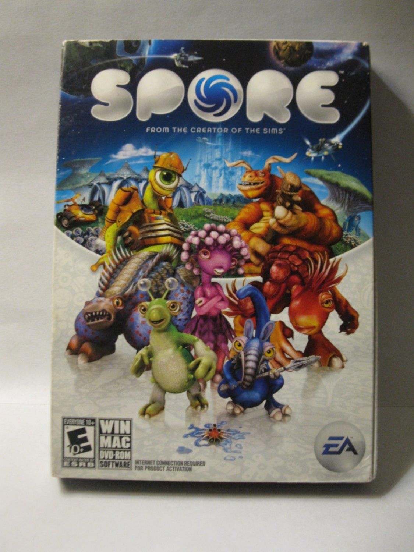 PC video game: Spore