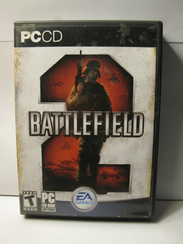 2005 PC Video Game: Battlefield 2