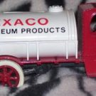 1985 ERTL #2 1926 Mack Bulldog Tanker Bank TEXACO 5,000 Made Number 2 With KEY