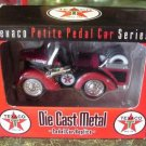 Texaco Tire Load Truck 4 Pedal Car Series Authenticity MIB
