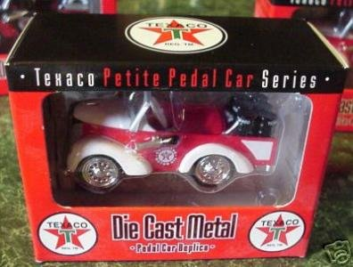 Texaco Spare Tire Truck 6 Pedal Car Series Authenticity MIB