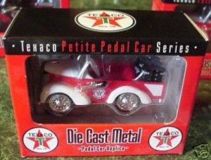 Texaco Spare Tire Truck 6 Pedal Car Series Authenticity MIB