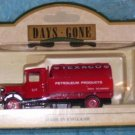 TEXACO Days Gone Petroleum Products C.17 1934 Mack Tanker Made by LLEDO