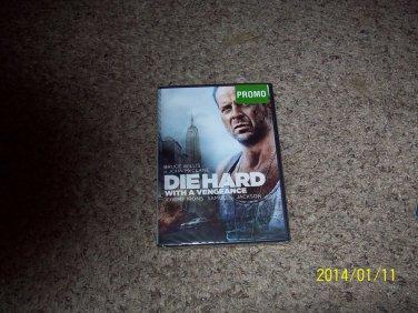 Bruce Willis Die Hard with a Vengeance DVD Promo Samuel Jackson