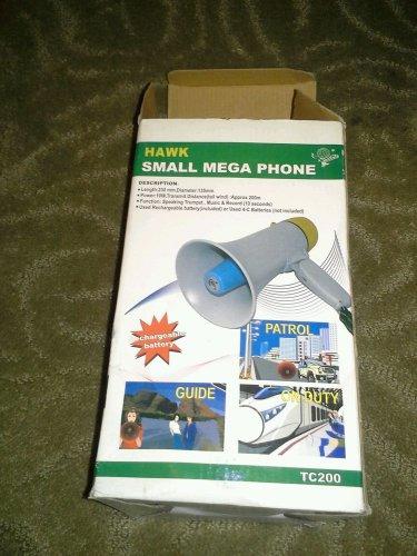 Hawk Mega Phone Bullhorn TC200