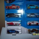 2013 Hot Wheels 9 Pack by Mattel 1.64 Cars and Trucks