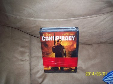 2 Movies Conspiracy and 2-Disc Vintage Point DVD New