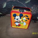 Mickey & Pals Lunchbox, Mini lunchbox Collectible