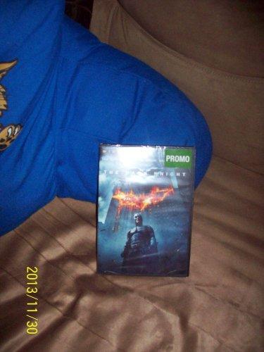 The Dark Knight (2008) Batman on DVD Widescreen Edition - Promo