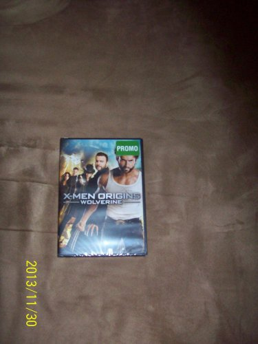 X-Men Origins Wolverine DVD Promo New 2009-2013