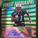 2005 Finest Rookie Auto Refractor #FA-BJ Brandon Jones