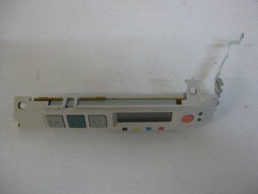 HP 2600n Printer Control Panel