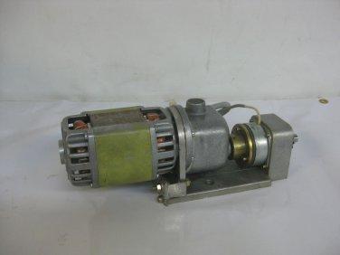 Groschopp Motor Automation Motion Control Integrated Skeleton-Motor