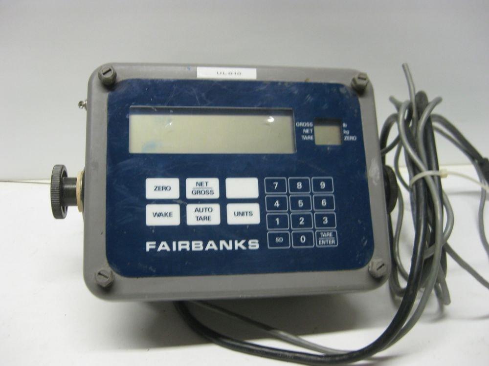 Digital Scale Readout,  Fairbanks H90-342