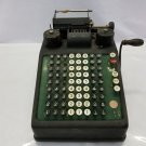 Antique Hand Crank Adding Machine