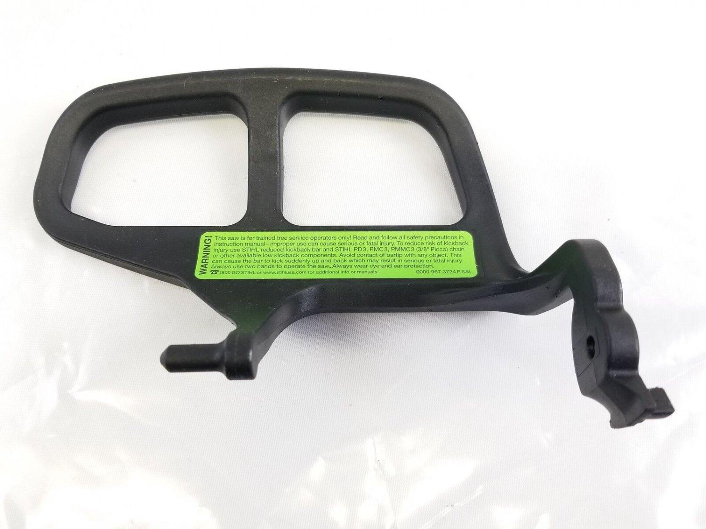 STIHL MS201T Chain Brake Handle Guard OEM 11457929100