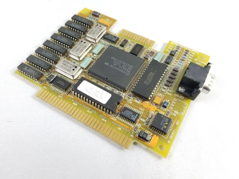 Vintage VGA Card 60-603011-04 REV X3