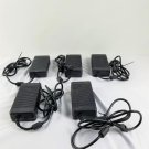 Lot 5 Dell AC/DC Computer Adapters P/N: Y2515 Model#: ADP220AB