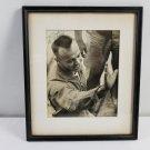 Al Shepard Astronaut Autograph Signed Photograph