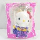 2001 Hello Kitty Queen England Plush Toy