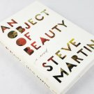 An Object of Beauty Signed Steve Martin