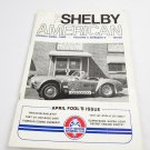 The Shelby American 1980 Vol 5, # 2 Magazine