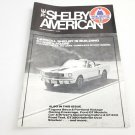 The Shelby American 1980 Vol 5 # 6 Magazine