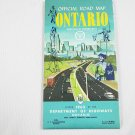 1963 Ontario Road Map