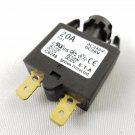 E-T-A Circuit Breaker Protection and Control 1658-F01-00-P10-20A