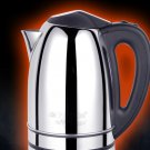 Peskoe 1.8L 200V Stainless Steel Electric Kettle Hot Water Tea Coffee Heater