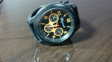 Outdoor Sports Army Stainless Steel Luxury Quartz Clock Men Fashion Wrist Watch